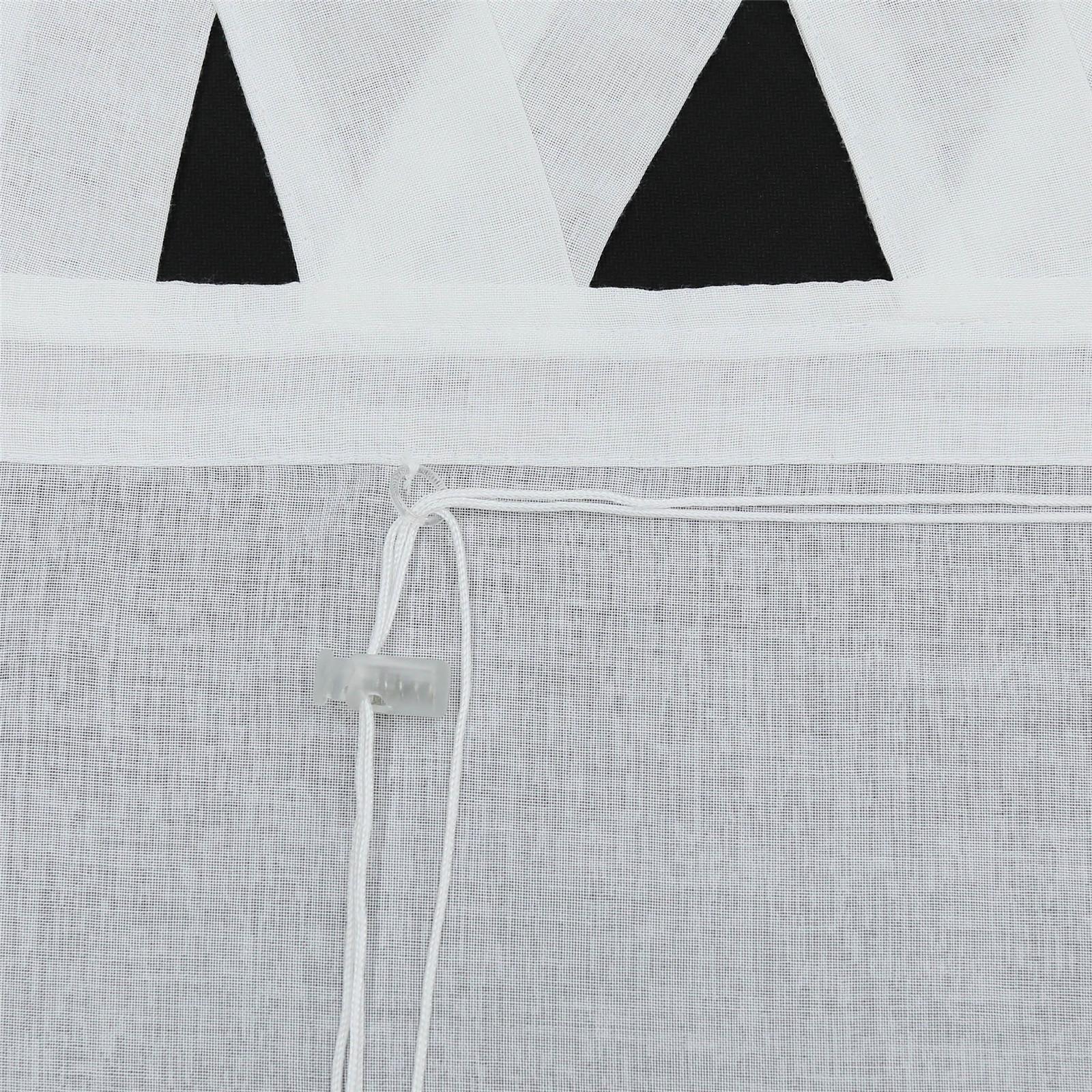 raffrollo mit schlaufen raffgardine wei blickdicht. Black Bedroom Furniture Sets. Home Design Ideas